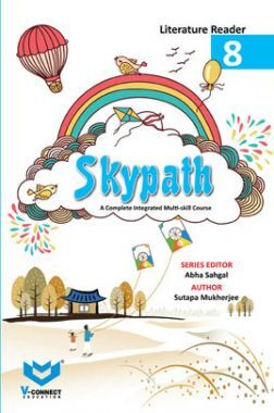 Skypath English Series Literature Reader For Class - 8