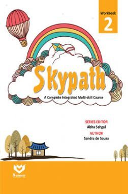 Skypath English Series Workbook For Class - 2