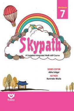 Skypath English Series Workbook For Class - 7