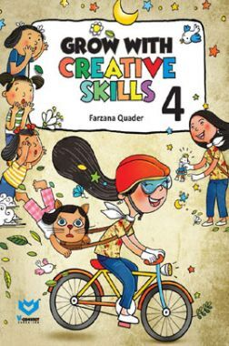Grow With Creative Skills For Class - 4