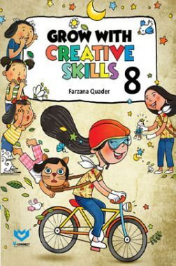 Grow With Creative Skills For Class - 8