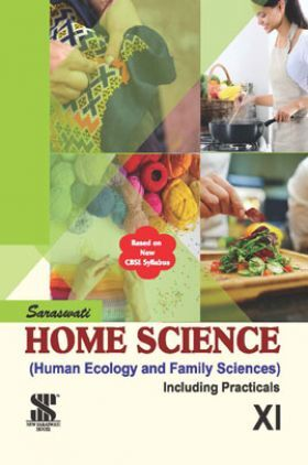 CBSE Home Science (Human Ecology And Family Sciences) For Class - XI