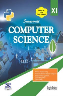 CBSE Computer Science For Class  - XI