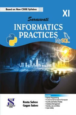 CBSE Informatics Practices For Class  - XI