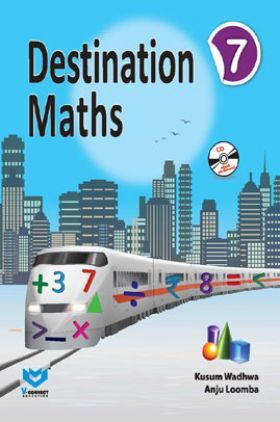 Destination Maths For Class - VII