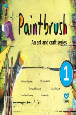 Paint Brush - An Art And Craft Series - 1