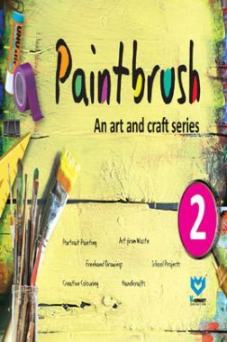Paint Brush - An Art And Craft Series - 2