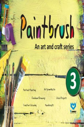Paint Brush - An Art And Craft Series - 3