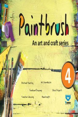 Paint Brush - An Art And Craft Series - 4