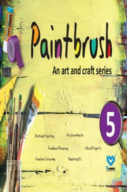 Paint Brush - An Art And Craft Series - 5