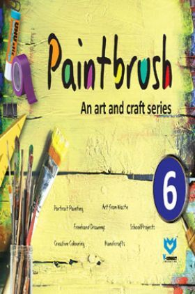Paint Brush - An Art And Craft Series - 6