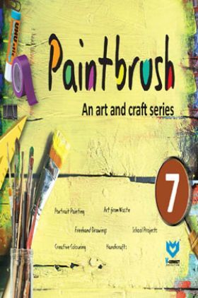 Paint Brush - An Art And Craft Series - 7