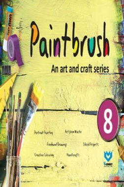 Paint Brush - An Art And Craft Series - 8