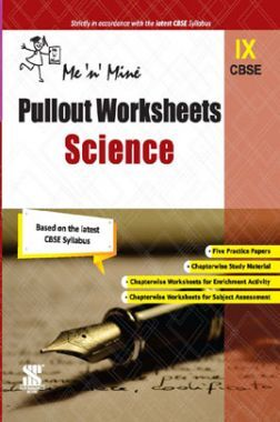 CBSE Pullout Worksheets Science For Class - IX
