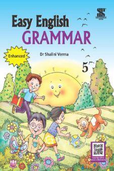 Easy English Grammar For Class - V