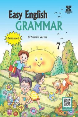 Easy English Grammar For Class - VII