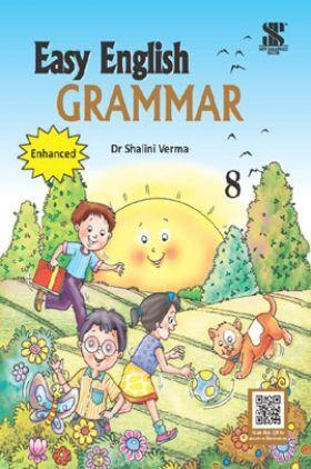Easy English Grammar For Class - VIII