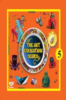 The Art Education Series For Class - V