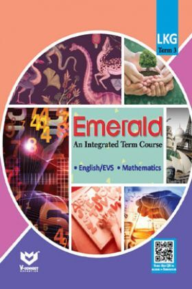 Emerald - An Integrated Term Course For LKG (Term-3)