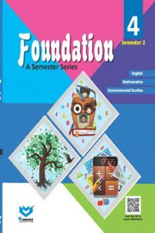 Foundation - A Semester Series For Class - IV