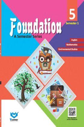 Foundation - A Semester Series For Class - V
