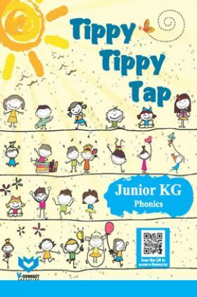 Tippy Tippy Tap For Junior KG (Phonics)