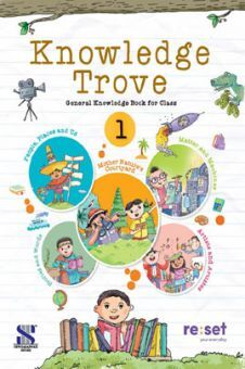 Knowledge Trove General Knowledge Book For Class-1