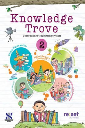 Knowledge Trove General Knowledge Book For Class-2