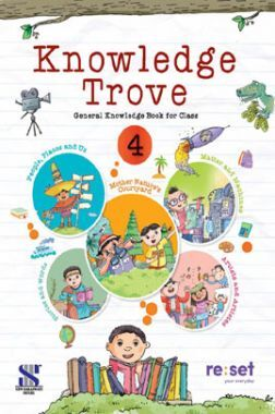 Knowledge Trove General Knowledge Book For Class-4