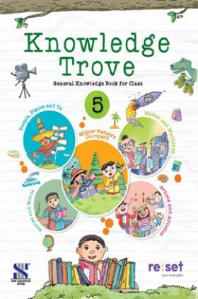 Knowledge Trove General Knowledge Book For Class-5