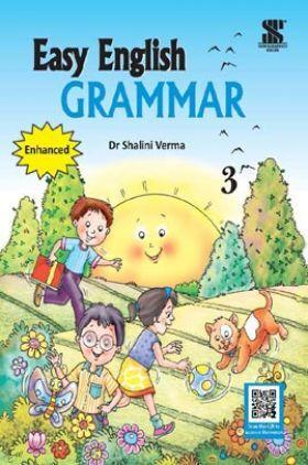 Easy English Grammar For Class - III