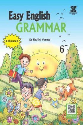Easy English Grammar For Class - VI