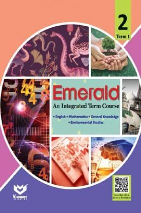 Emerald - An Integrated Term Course For Class - II  (Term-I)