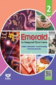 Emerald - An Integrated Term Course For Class - II  (Term-II)