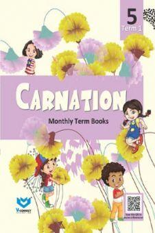 Carnation For Class - V (Term-I)