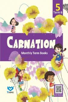 Carnation For Class - V (Term-VI)