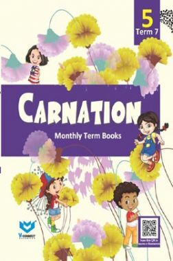 Carnation For Class - V (Term-VII)