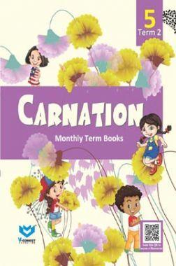Carnation For Class - V (Term-II)