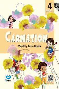 Carnation For Class - IV (Term-I)
