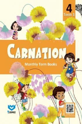 Carnation For Class - IV (Term-III)