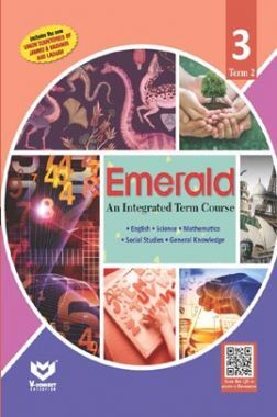 Emerald - An Integrated Term Course For Class - III  (Term-II)