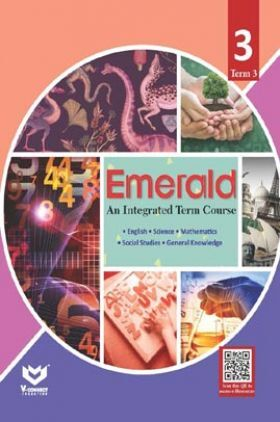 Emerald - An Integrated Term Course For Class - III  (Term-III)