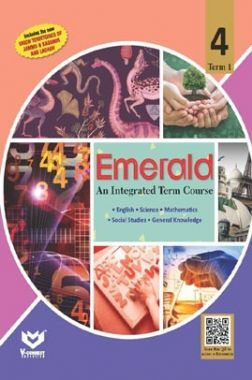 Emerald - An Integrated Term Course For Class - IV  (Term-I)