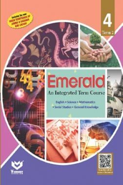 Emerald - An Integrated Term Course For Class - IV  (Term-II)