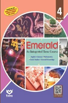 Emerald - An Integrated Term Course For Class - IV  (Term-III)