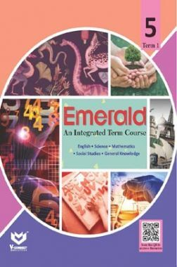 Emerald - An Integrated Term Course For Class - V  (Term-I)