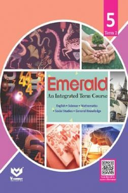 Emerald - An Integrated Term Course For Class - V  (Term-II)