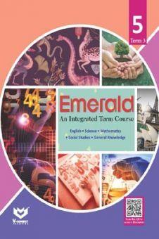 Emerald - An Integrated Term Course For Class - V  (Term-III)