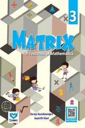 Matrix - A Textbook of Mathematics For Class - III