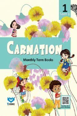 Carnation For Class - I (Term-I)